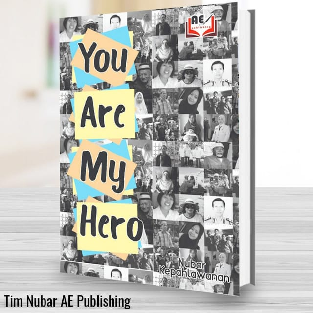 the book You Are My Hero