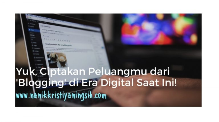 Blogging and Enterpreuner