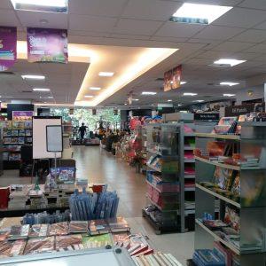 Toko Buku Gramedia, Surabaya