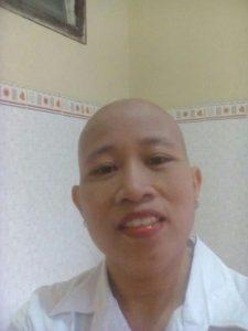 Pejuang Kanker Payudara, Mbak Mar